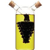 《KitchenCraft》2in1油醋瓶(葡萄)