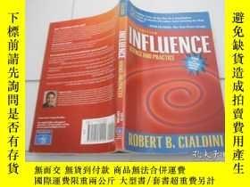 二手書博民逛書店INFLUENCE罕見SCIENCE AND PRACTICEY9740 Robert B. Cialdini