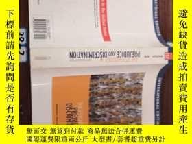 二手書博民逛書店The罕見Psychology of Prejudice and DiscriminationY154527