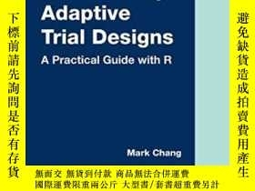 二手書博民逛書店Introductory罕見Adaptive Trial Designs-適應性試驗設計導論Y436638 M