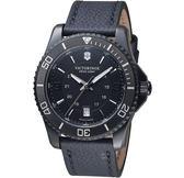 VICTORINOX SWISS ARMY 維氏 MAVERICK潛水腕錶     VISA-241787