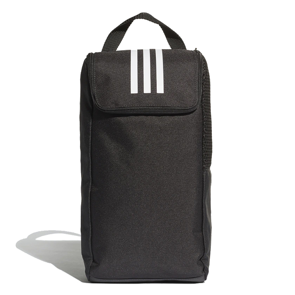 Adidas Football 愛迪達 黑色 鞋袋 透氣 底部防水 運動 籃球 手提 訓練鞋袋 DQ1069