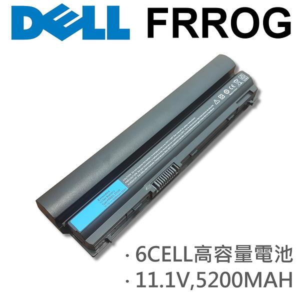 DELL 6芯 日系電芯 FRR0G 電池 DELL Latitude E6320 Series DELL Latitude E6420 Series DELL Latitude E6420 ATG Series