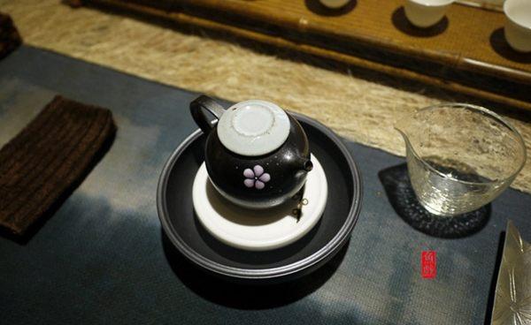 [協貿國際]手繪粉彩複古手工粗陶瓷泡茶壺功夫茶具