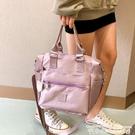 健身包防水牛津布健身小包包小型號迷你時尚輕便攜包運動包女瑜伽包包女 迷你屋 618狂歡