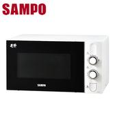 『SAMPO 』☆聲寶天廚 28L機械式微波爐RE-N328TR /REN328TR  **免運費**