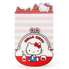 【震撼精品百貨】Hello Kitty 凱蒂貓~HELLO KITTY便條紙與造型夾座組(復古錢包)