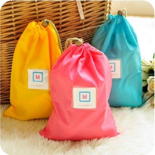 韓國收納 防水旅行收納袋 衣物整理袋(L號)