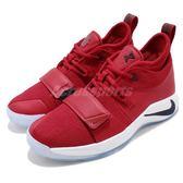 Nike PG 2.5 GS Fresno St. Bulldogs 紅 白 魔鬼氈 Paul George 女鞋 大童鞋 籃球鞋【PUMP306】 BQ9457-600