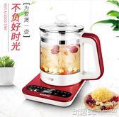 養生壺 養生壺全自動加厚玻璃多功能煮茶器中藥壺電熱燒水花茶藥 玩趣3C