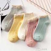 【精品純棉】襪子女春夏薄款船襪蕾絲花邊短襪夏季短筒襪ins潮 好樂匯
