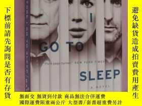 二手書博民逛書店Before罕見I Go To SleepY85718 S.J.