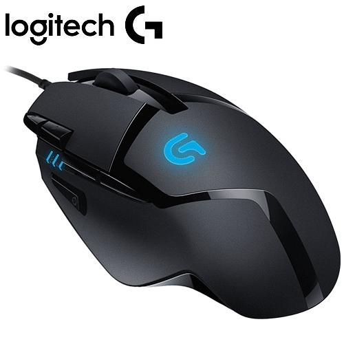 Logitech 羅技 G402  高速追蹤電競滑鼠【81折▼省191】