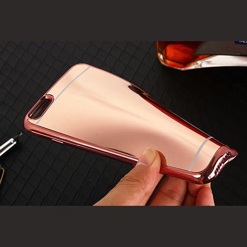 全電鍍軟殼 IPhone6 plus 5.5吋 鏡面 TPU 全包邊 手機套 保護殼 保護套 手機殼 APPLE