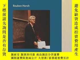 二手書博民逛書店Peter罕見Lax, Mathematician-彼得·拉克斯,數學家Y436638 Reuben Hers