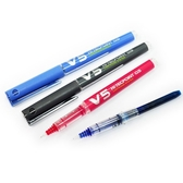 【PILOT 百樂 鋼珠筆】PILOT BXC-V5-BGD 卡式V5鋼珠筆 (0.5mm)