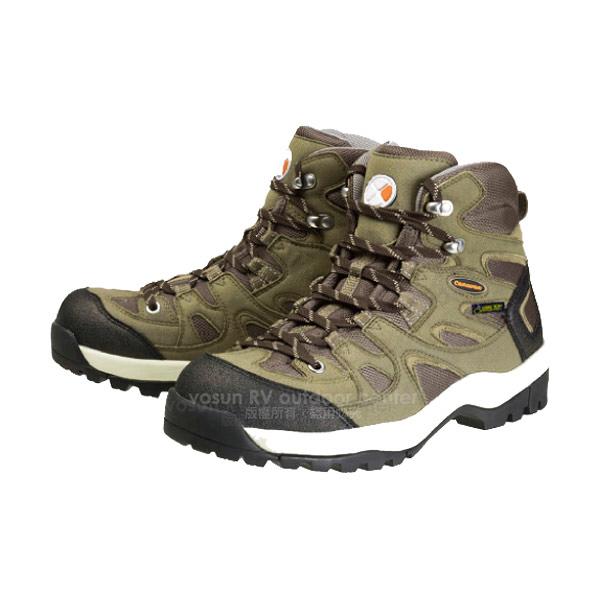 [Caravan] C6_02W (男) 登山健行鞋 黃褐 (5184110603578)