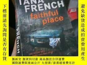 二手書博民逛書店Faithful罕見PlaceY15389 出版1980
