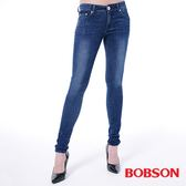 BOBSON 大彈力緊身牛仔褲(JEGGING)-8124-53