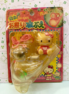 【震撼精品百貨】Hello Kitty 凱蒂貓~三麗鷗 KITTY小鳥吹泡泡玩具-透明*11795