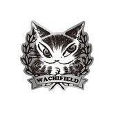 瓦奇菲爾德 WACHIFIELD 達洋貓 雙面貼紙-LOGO