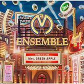 Mrs. GREEN APPLE ENSEMBLE CD附DVD (音樂影片購)
