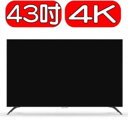 Philips飛利浦【43PUH6002】4K UHD 43吋智慧型顯示器+視訊盒