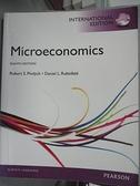 【書寶二手書T5/大學商學_FK9】Microeconomics_Pindyck
