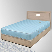 Homelike 朵拉3.5尺床組-單人(二色任選)白橡木紋