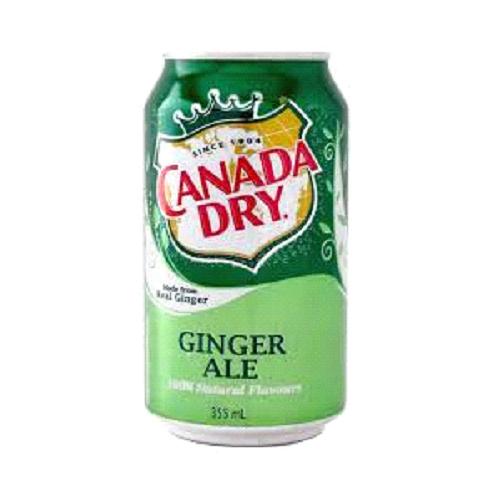 CANADA DAY 薑汁汽水 355ml【愛買】
