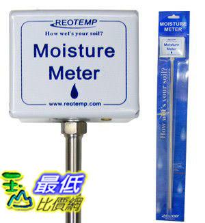 [104美國直購] 溼度計 REOTEMP MM17 Backyard Moisture Meter - 17 Stem
