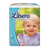 Libero 麗貝樂 紙尿褲 XXL號 6號 (25片x2包)