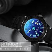 兒童錶夜光手錶男學生潮流日韓初中兒童男孩電子錶青少年男錶防潑水石英錶