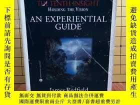 二手書博民逛書店Holding罕見the Vision: An Experien