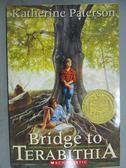 【書寶二手書T3/原文小說_GJH】Bridge To Terabithia_Katherine Paterson