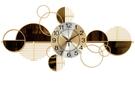 北歐輕奢鐘錶掛鐘客廳家用時尚藝術創意掛表...