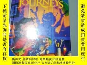 二手書博民逛書店Journeys:罕見Grade 4, Student EditionY19465 James Baumann
