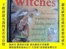 二手書博民逛書店FACT罕見or FICTION:Witches 阿拉丁叢書-