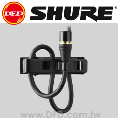 美國 舒爾 SHURE MX150B/C-TQG 微型領夾式麥克風 公司貨 適合演說