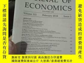 二手書博民逛書店THE罕見QUARTERLY JOURNAL OF ECONOM