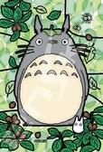 【拼圖總動員 PUZZLE STORY】塚森之主 日系/Ensky/龍貓/126P/迷你/透明塑膠