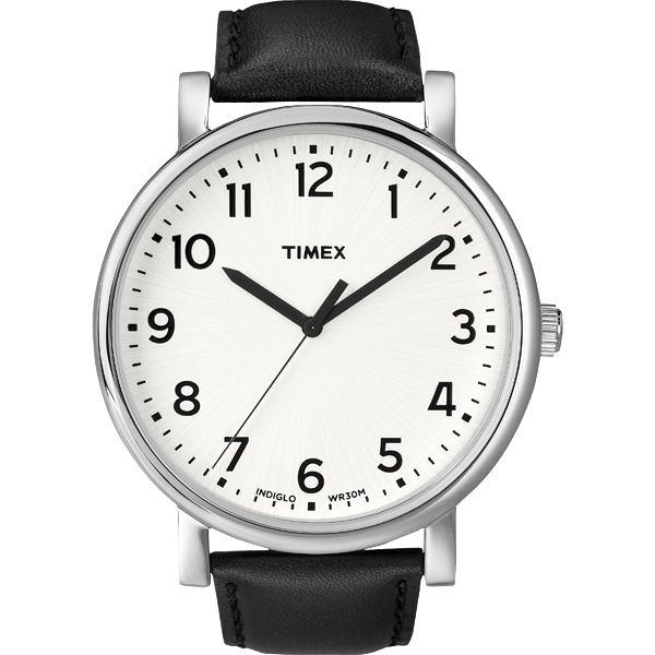 TIMEX 復刻系列經典工藝時尚腕錶(白)
