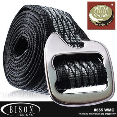 BISON Tap Cap 開瓶器腰帶#655WMC【AH24057】99愛買生活百貨