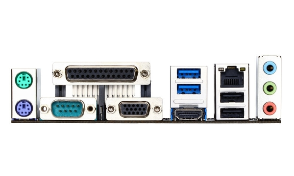 全新 技嘉GIGABYTE GA-H81M-S2PH Intel® H81 晶片組LGA1150主機板