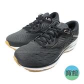 (B7) Mizuno 美津濃 男鞋 WAVE RIDER 24 SW 4E 寬楦 慢跑鞋 J1GC200409 黑[陽光樂活]