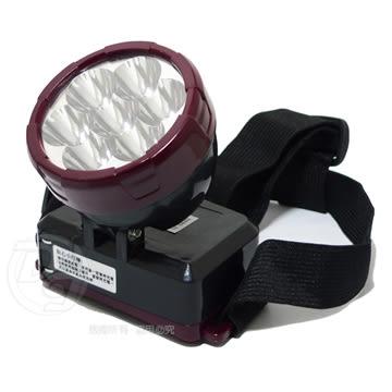 《一打就通》晶冠18W亮度充電式LED頭燈 JG-T18W05 ∥免換電池∥節能環保∥