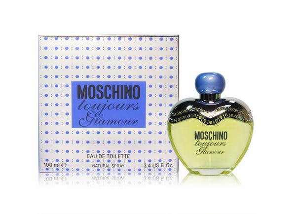 【即期】 2017.12 Moschino Toujours glamour 紫愛.櫻桃心女性淡香水 30ml 《Belle倍莉小舖》