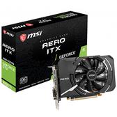 MSI 微星 GeForce GTX 1650 AERO ITX 4G OC 顯示卡