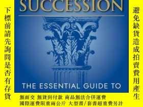 二手書博民逛書店Inside罕見CEO Succession: The Essential Guide to Leadership