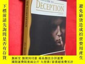 二手書博民逛書店A罕見Field Guide to Deception (大32